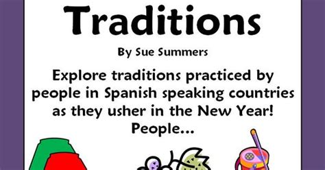 new year s traditions in spanish speaking countries