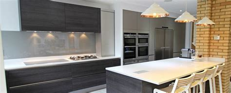 modern handleless kitchens handleless kitchens from lwk kitchens
