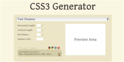 Outline Generator Css by Useful Css3 References And Generator Tools