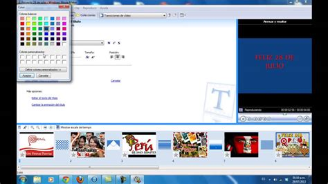 tutorial windows movie maker windows 7 español movie maker tutorial completo espa 241 ol viyoutube