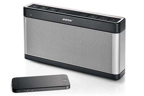 Bose Soundlink Bluetooth Speaker Iii bose soundlink iii bluetooth speaker gadgetsin