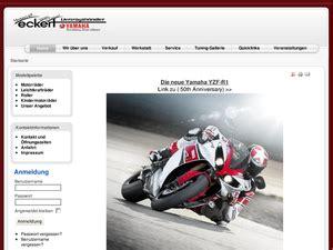 Motorrad Eckert Forchtenberg klaus eckert in forchtenberg motorradh 228 ndler