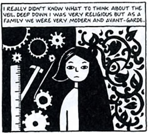 persepolis the story of a childhood pantheon graphic novels graphic novel voices education project