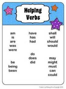 1000 images about verbs helping am is are on