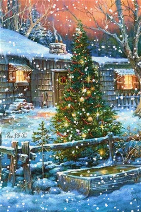christmas glitter animations snow animations animated images page