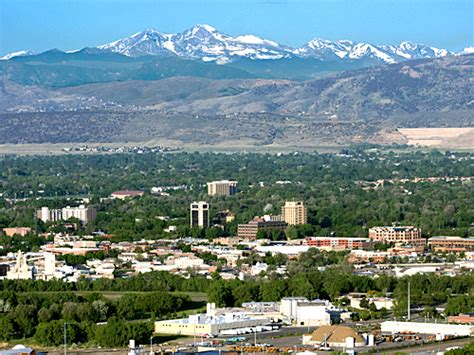 Fort Collins Records Visitor Information For Fort Collins Colorado City Of Fort Collins