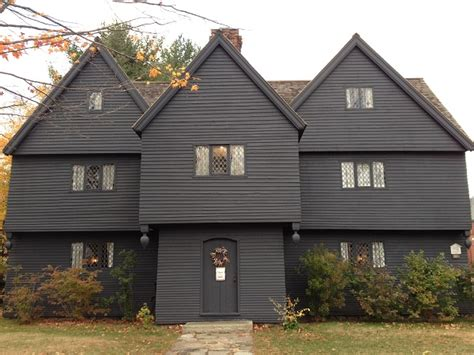 The Witch House Tour Review History Of Massachusetts Blog