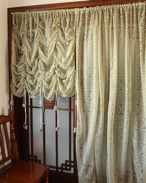 baloon curtains balloon style curtains bing images