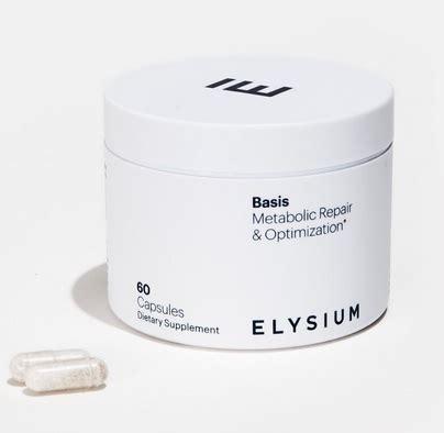 ChromaDex alleges in petition that Elysium Health product ... Elysium Supplement