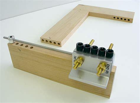 Checkmark System Concept Dowelmax