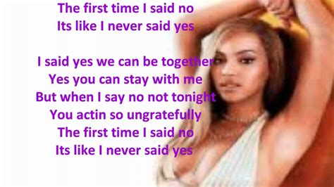 beyonce yes beyonce yes with on screen lyrics hd youtube