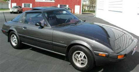 where are mazda cars made 1983 mazda rx 7 gsl coolest car ever made cool cars