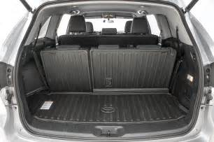 Cargo Liners For 2015 Toyota Highlander 2015 Toyota Highlander Cargo Specs 2017 2018 Cars Reviews