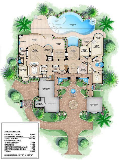 luxury open floor plans floor plans for luxury homes homes floor plans