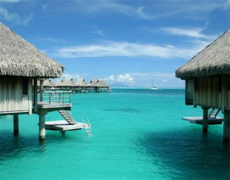 hawaii bungalows water bora bora overwater bungalows mccoy luxury vacations