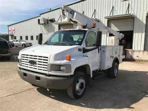 2004 chevrolet c4500 chevrolet c4500 2004 boom trucks