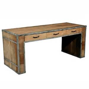 reclaimed wood desk diy reclaimed wood desk diy projects to try