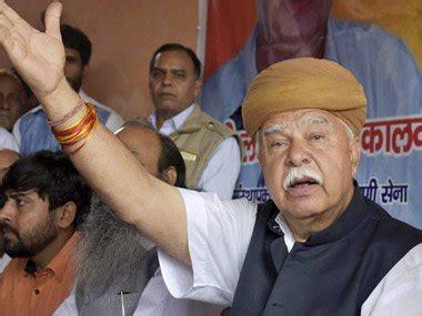police arrests chittorgarh karni sena chief after he said