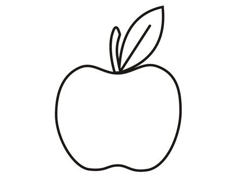 coloring apple clipart best apples to color clipart best