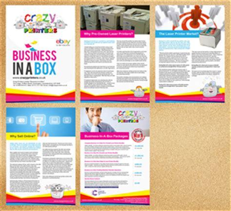 design poster pdf brochure design design for the printer franchise company