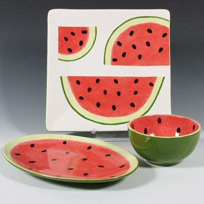 placemats watermelon for summer i have a round table this would 286 best images about watermelon kitchen on pinterest