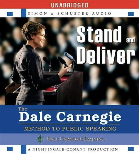 Stand And Deliver Dale Carnegie author dale carnegie s works available on audible