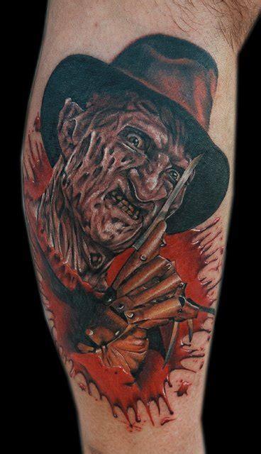 tattoo nightmares you ve got male tattoo freddy krueger nightmare on elm street tattoo