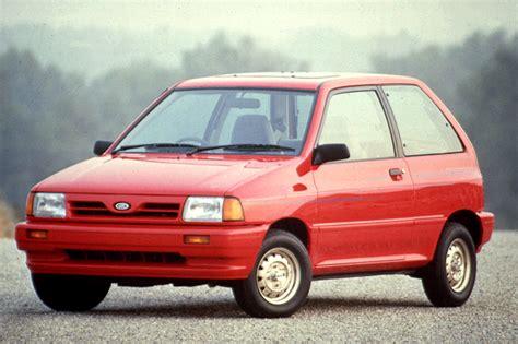 all car manuals free 1993 ford festiva on board diagnostic system 1990 93 ford festiva consumer guide auto