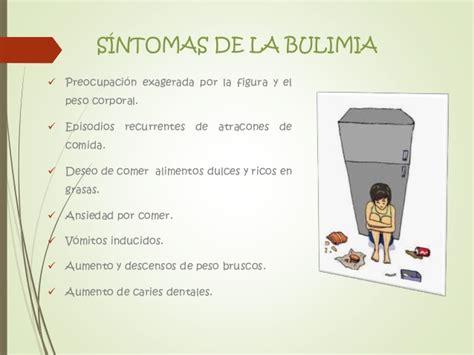 tipos de bulimia causas de la bulimia consecuencias de la situaciones de riesgo anorexia y bulimia