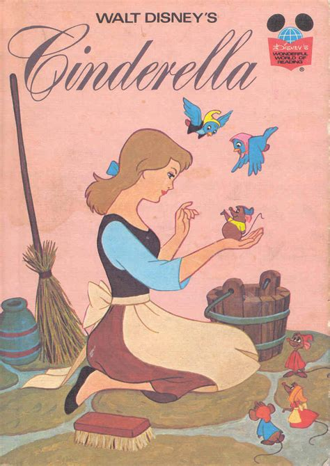 cinderella picture book gold country my disney cinderella books