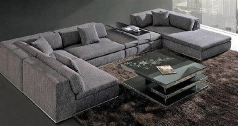modern u shaped sofa set design most 2018 2019