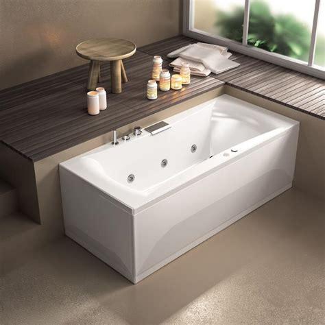 photo de baignoire baignoire balneo 170x75 mixte plus kinedo kinedo