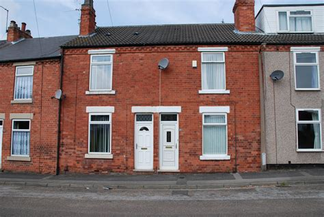 Terrace House by This Is Hucknall The Changing Of Hucknall S Houses