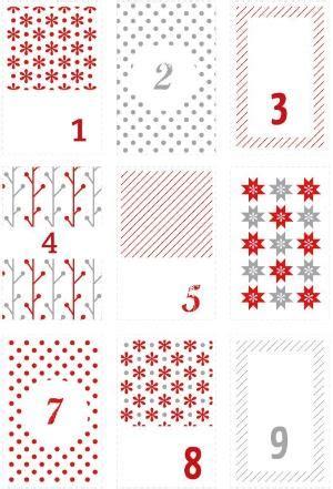 printable advent calendar labels free printable advent calendar labels by art crafting