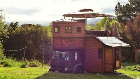 home fantasy design inc transforming castle truck the whimsical face of tiny living
