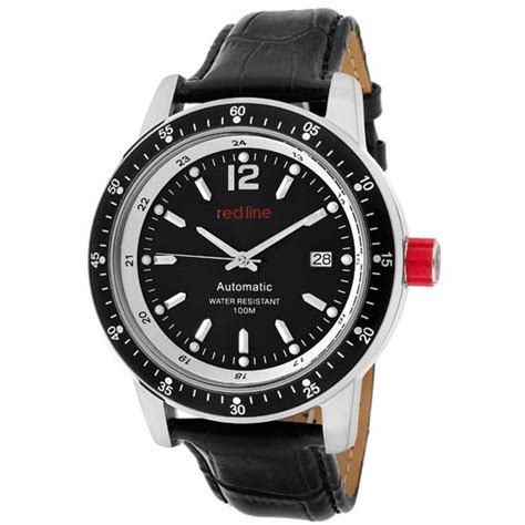 line meter men s automatic watches