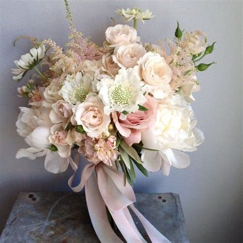 Buket Bunga Mawar Satin Maroon And Gold bouquet of ivory peonies blush spray roses white scabiosa vine pale pink astilbe