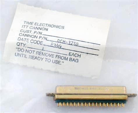 db  connectors