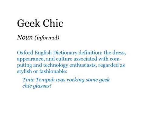 The Meaning Of Chic by What Is A Selfie Introducing The Pop Dictionary Capital