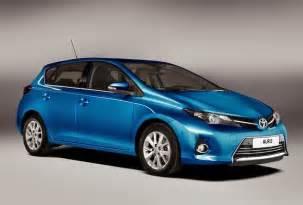 toyota new cars prices 2017 toyota auris