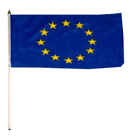 intern europe european union flag 12 x 18 inch