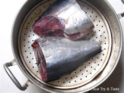 pampis ikan tongkol super pedas   taste