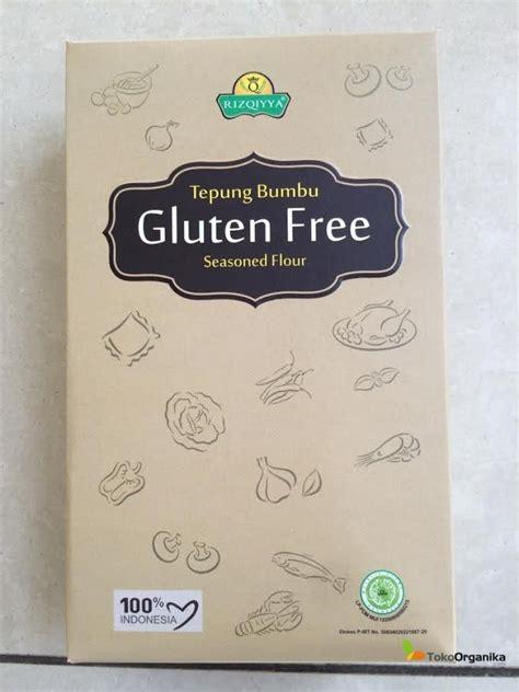 Tepung Bebas Gluten By Woluwolu detil produk tepung bumbu qreezpy bebas gluten non msg 250gr