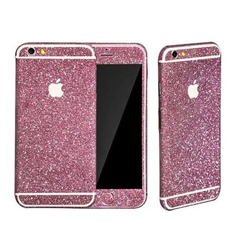 Iphone 6g 6s Skin Gliter Garskin Gliter Stiker Gliter 33 pink glitter iphone skin sticker iphone 6 6s by luxuriousbling