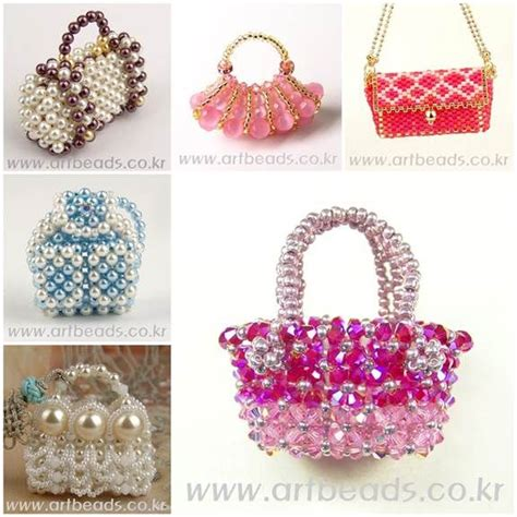 17 best images about bead mini purses on