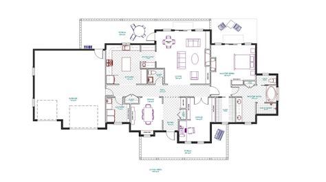 ranch home plans with basements mountain ranch house plans ranch house plans with