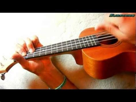 tutorial guitar your call call me maybe carly rae jepsen ukulele tutorial