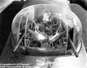 Alfa img - Showing > B-24 Bomber Turret Gunner B 24 Ball Turret