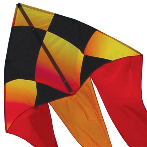 Delta Background Check 56 In Flo Delta Kite Liquid Checks Premier Kites Designs