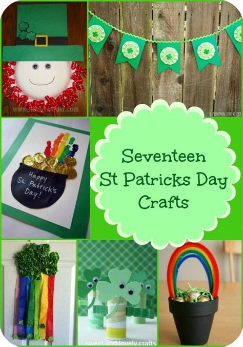 st patricks day crafts for st patricks day crafts for the kiddos